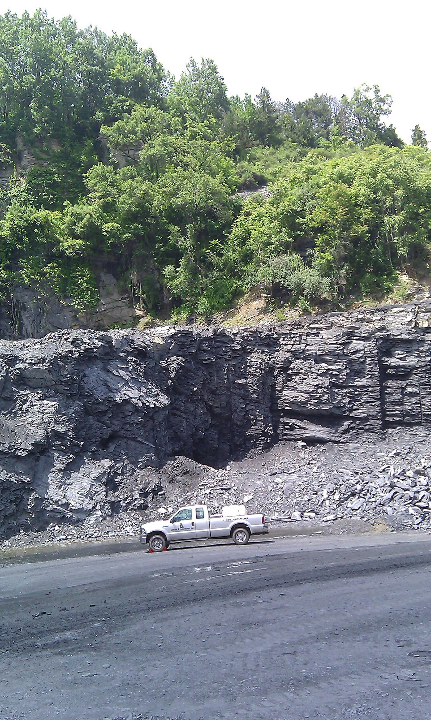 Buzzi Stockertown Quarry Services