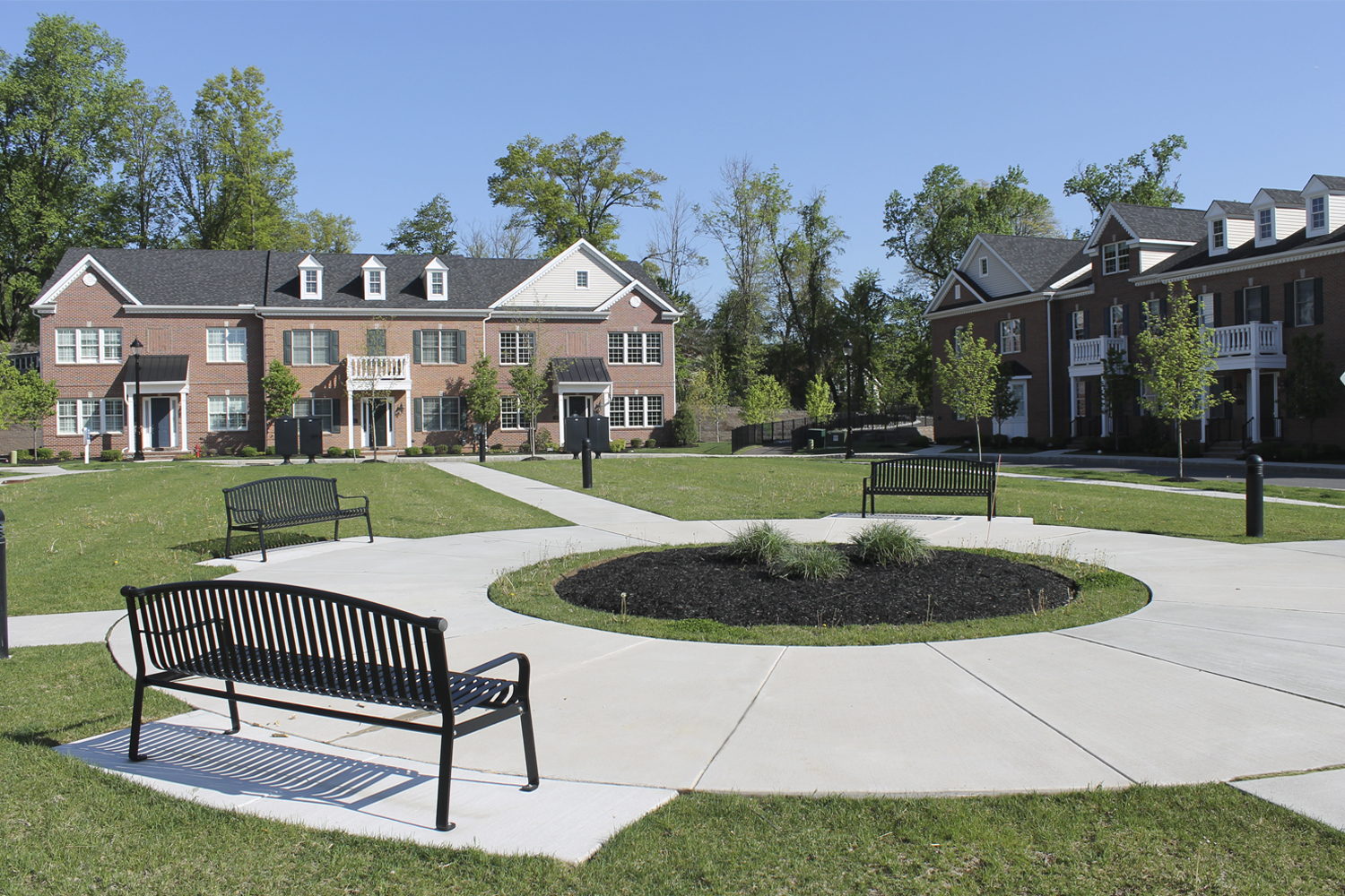 Yardley Walk - Traditional Neighborhood Development