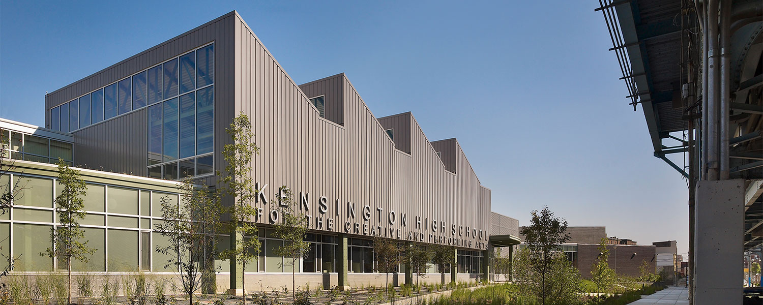 Kensington CAPA High School