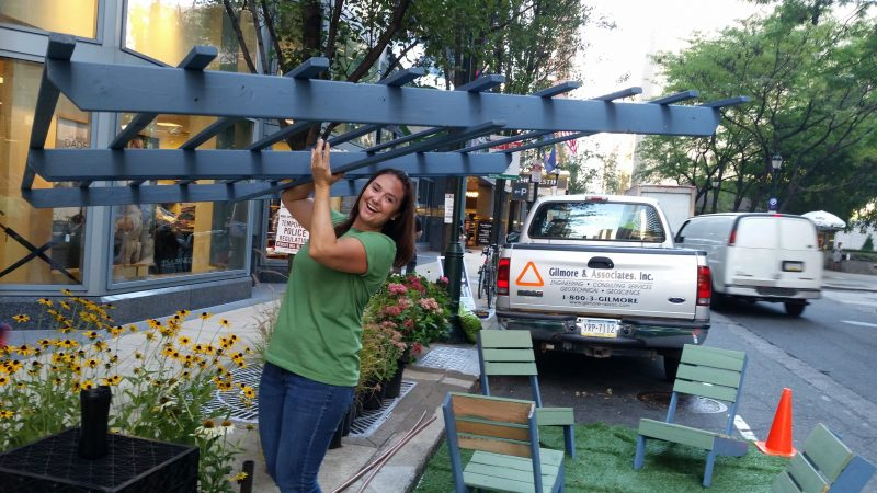 G&A Park(ing) Day 2015